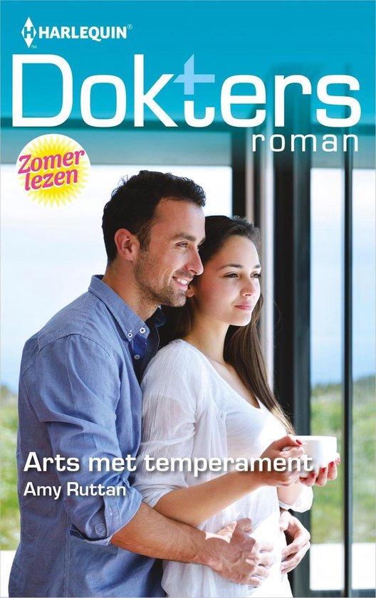 Doktersroman Extra 139 - Arts met temperament - Amy Ruttan pdf epub