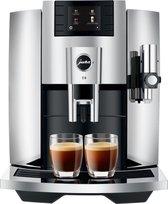 JURA koffiemachine E8 Chroom 2020 EB