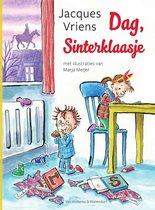 Boek cover Dag, Sinterklaasje van Jacques Vriens (Hardcover)