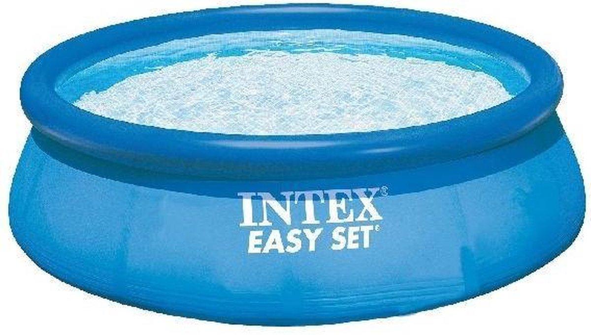 Intex Easy Set 28112GN Zwembad 244x76cm + Pomp