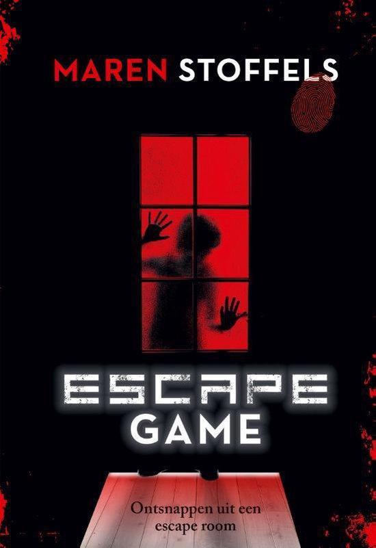 Boek cover Escape Game van Maren Stoffels (Hardcover)