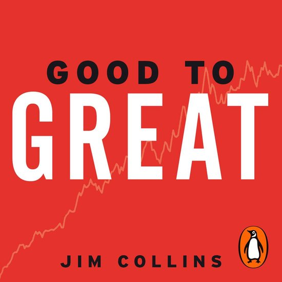 Boek cover Good To Great van Jim Collins (Onbekend)