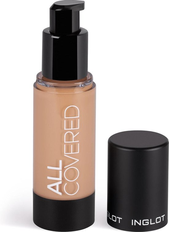 All Covered Face Foundation NF MW007