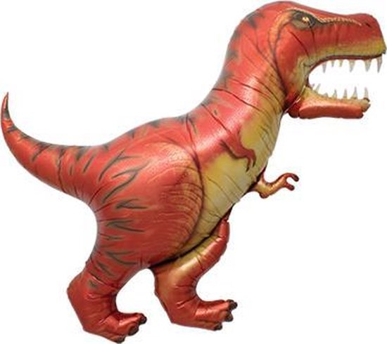 Folieballon T-Rex dino XL 91 cm