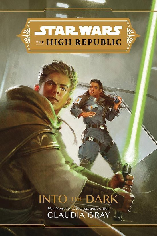 Boek cover Star Wars The High Republic van Claudia Gray (Hardcover)