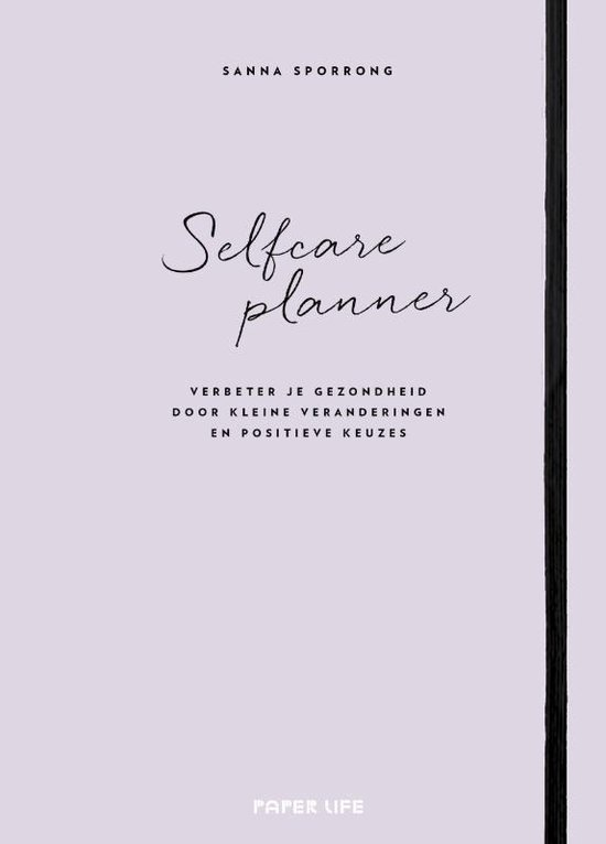 Selfcare planner
