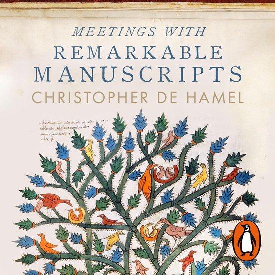 Boek cover Meetings with Remarkable Manuscripts van Christopher De Hamel (Onbekend)