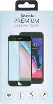 Selencia Gehard Glas Premium Screenprotector voor de Huawei Mate 40 Pro - Zwart