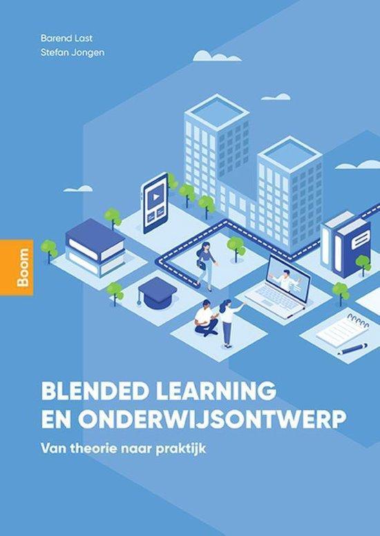 Boek cover Blended learning en onderwijsontwerp van Barend Last (Paperback)