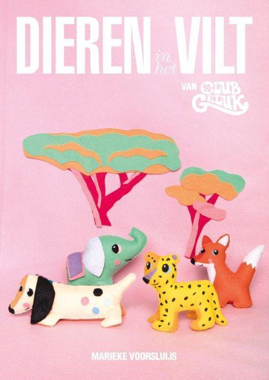 Afbeelding van Dieren in het vilt speelgoed