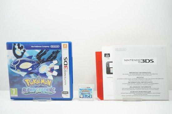 Pokemon Alpha Sapphire - 2DS + 3DS - Nintendo