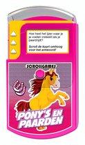 Nova Carta Quizspel Scrollgames Pony's En Paarden