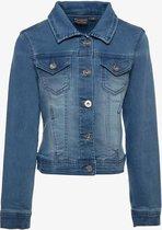 TwoDay meisjes spijkerjas - Blauw - Zomerjas