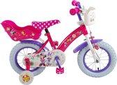 Disney Minnie Bow-Tique Kinderfiets - Meisjes - inch - Roze