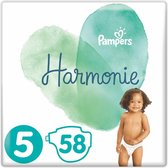 Pampers Harmonie Luiers Maat 5 - 58 Luiers
