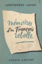 Mémoires d'un Français rebelle