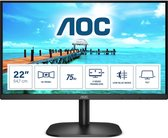 AOC Basic-line 22B2H - Full HD Monitor - 22 inch