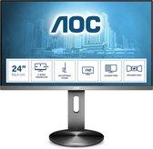 Aoc I2490PXQU - Full HD IPS Monitor - 24 inch