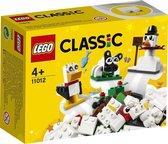 LEGO Classic Creatieve Witte Stenen - 11012