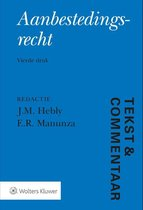 Tekst & Commentaar  -   Aanbestedingsrecht