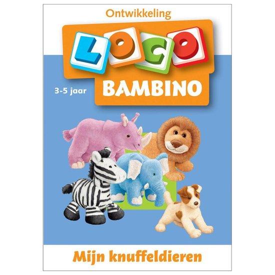 Loco Bambino Ontwikkeling - Mijn Knuffeldieren 3-5 jaar - none |