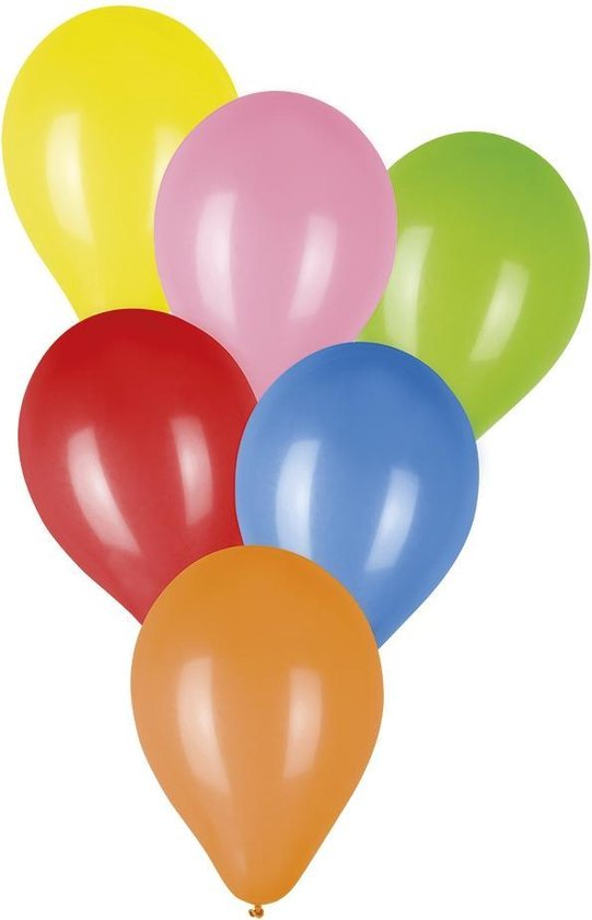 Boland Ballonnen Latex 23 Cm 100 Stuks
