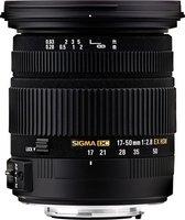 Sigma 17-50mm F2.8 EX DC OS HSM - Geschikt voor Sony