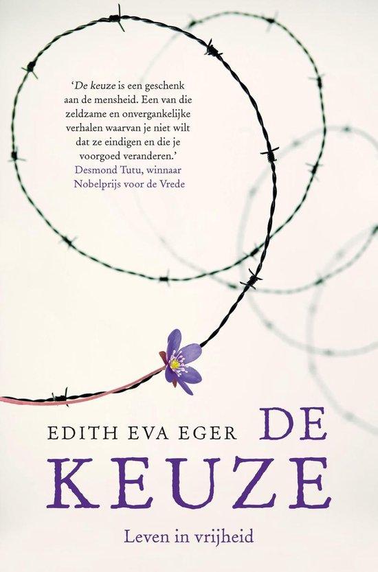 Boek cover De keuze van Edith Eva Eger (Onbekend)
