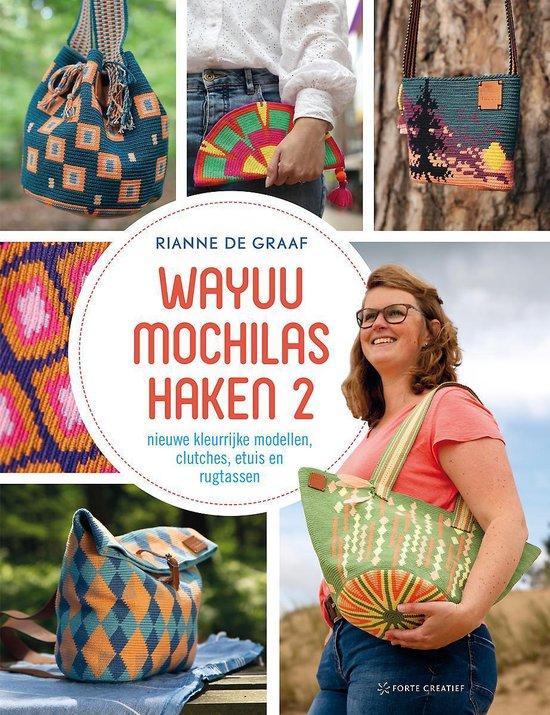 Wayuu Mochilas haken 2 - Rianne de Graaf | Fthsonline.com