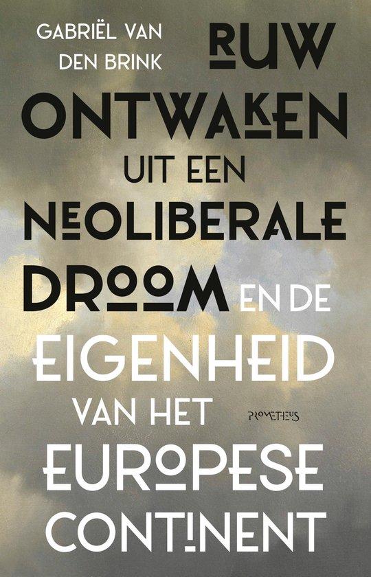 Ruw ontwaken uit de neoliberale droom - Gabriel Van Den Brink |