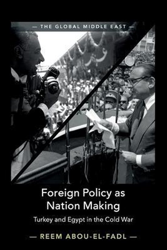 Boek cover Foreign Policy as Nation Making van Reem Abou-El-Fadl (Paperback)
