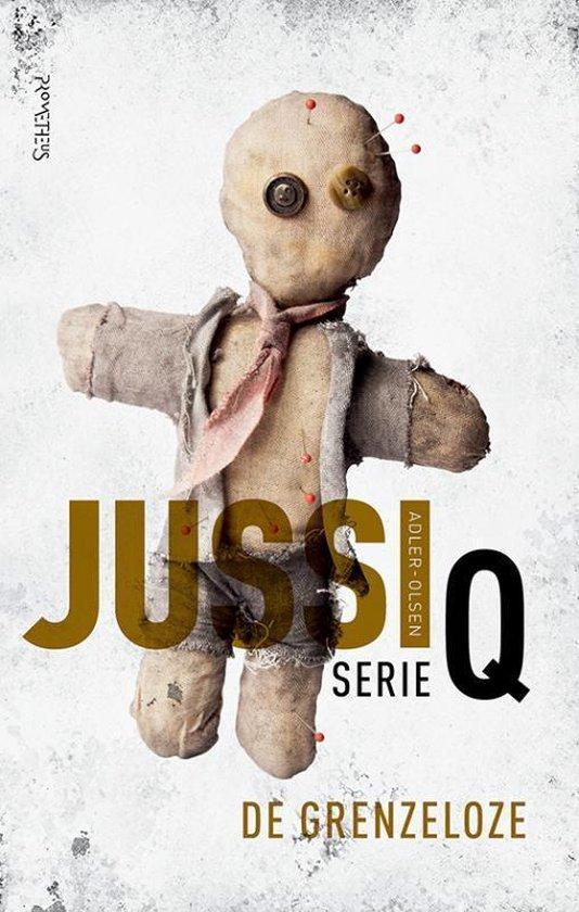 De grenzeloze - Jussi Adler-Olsen |