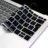 (EU) Keyboard bescherming - MacBook Pro (2016-2020) met Touchbar - Zwart