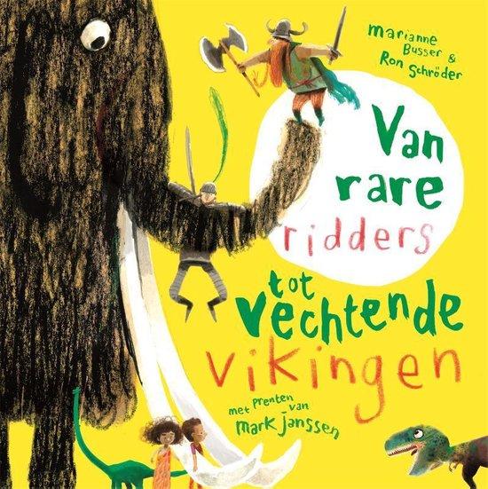 Kinderboekenweekspecial - Van rare ridders tot vechtende Vikingen