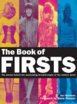 Boek cover The Book Of Firsts van I. Harrison