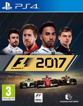 F1 2017 - Standard Edition - PS4