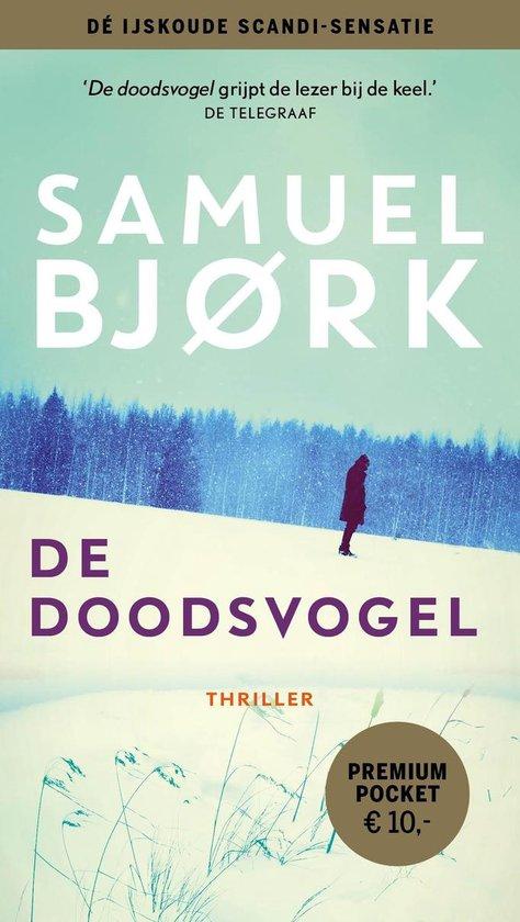 Boek cover De doodsvogel van Samuel Bjørk (Paperback)