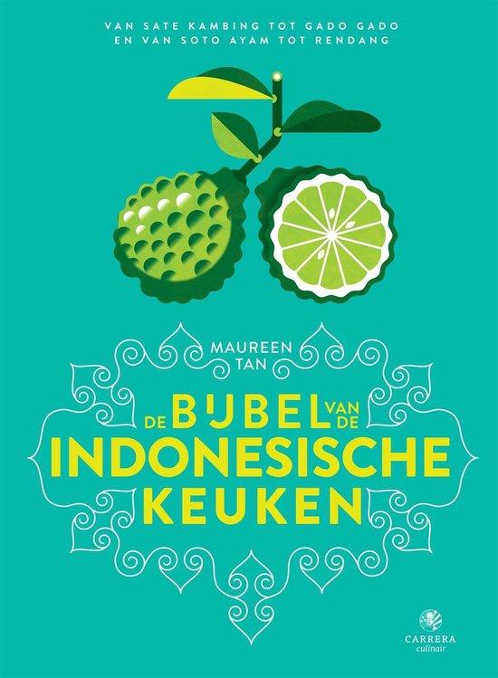 De bijbel van de Indonesische keuken - Maureen Tan |