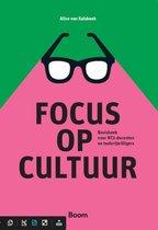 Boek cover Focus op cultuur van Alice van Kalsbeek