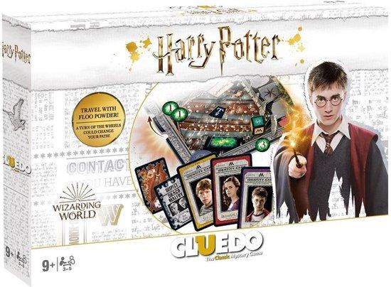 Afbeelding van het spel Harry Potter Cluedo - Gezelschapsspel