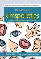 De Panta Rhei mini spelenboekenreeks - De 50 beste kimspelletjes