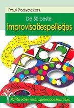 De Panta Rhei mini spelenboekenreeks - De 50 beste improvisatiespelletjes