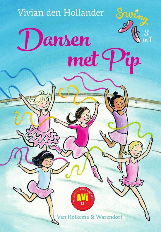 Swing - Dansen met Pip - Vivian den Hollander  
