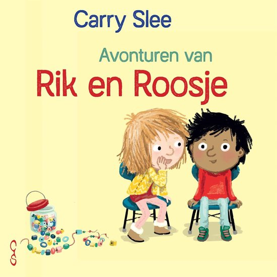 Boek cover Avonturen van Rik en Roosje van Carry Slee (Binding Unknown)