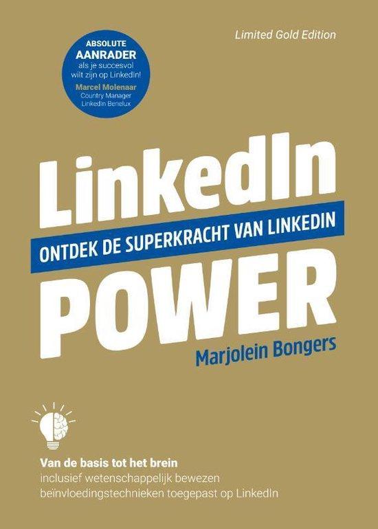 LinkedIn Power - Marjolein Bongers  