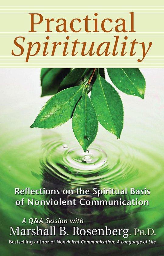 Boek cover Practical Spirituality van Marshall B. Rosenberg (Onbekend)