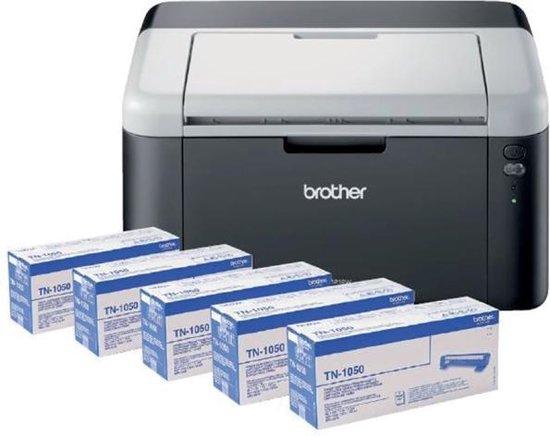 Brother HL-1212W - All-in-Box Zwart-Wit Laserprinter