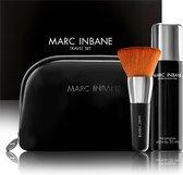 Marc Inbane Natural Tanning Spray & Kabuki Brush Zelfbruinigs Travel Set