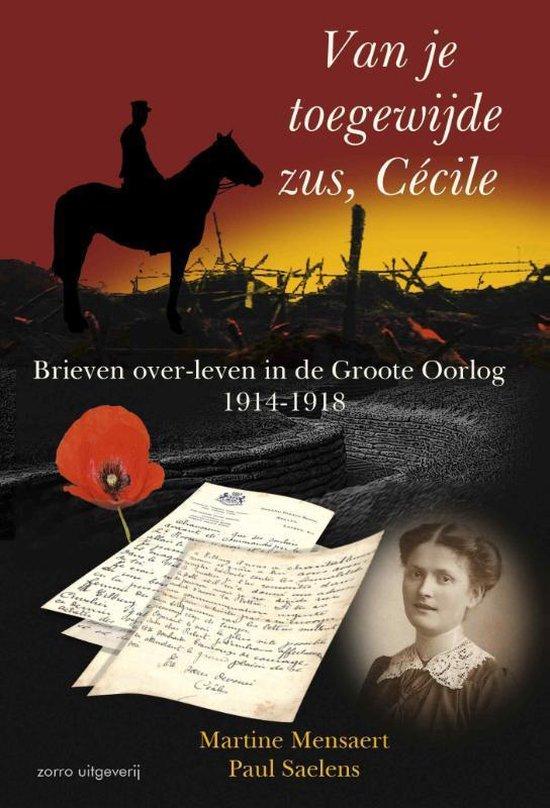 Van je toegewijde zus, Cecile - Paul Saelens |