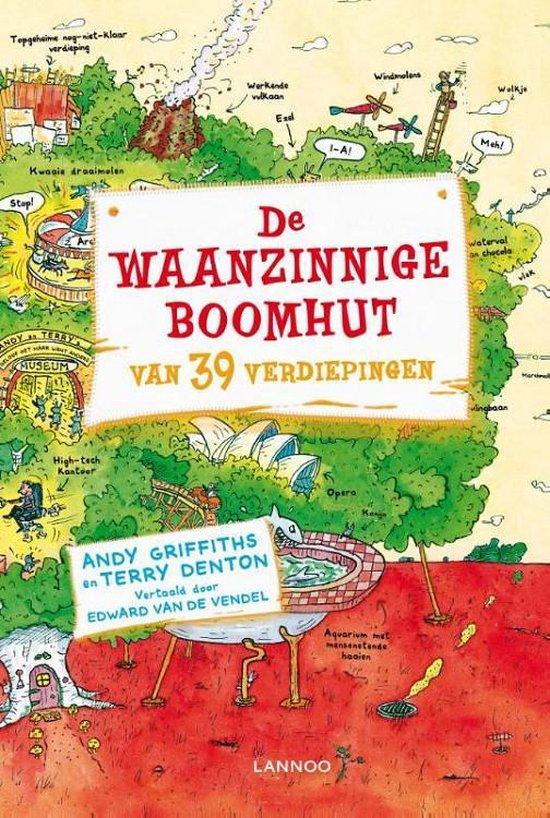 De Waanzinnige Boomhut Van 39 Verdiepingen